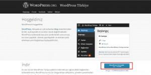 Türkçe WordPress İndirmek