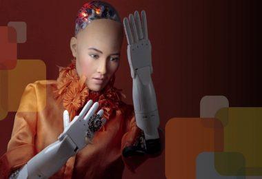 İnsana Benzeyen Robot Sophia Hakkında Her Şey